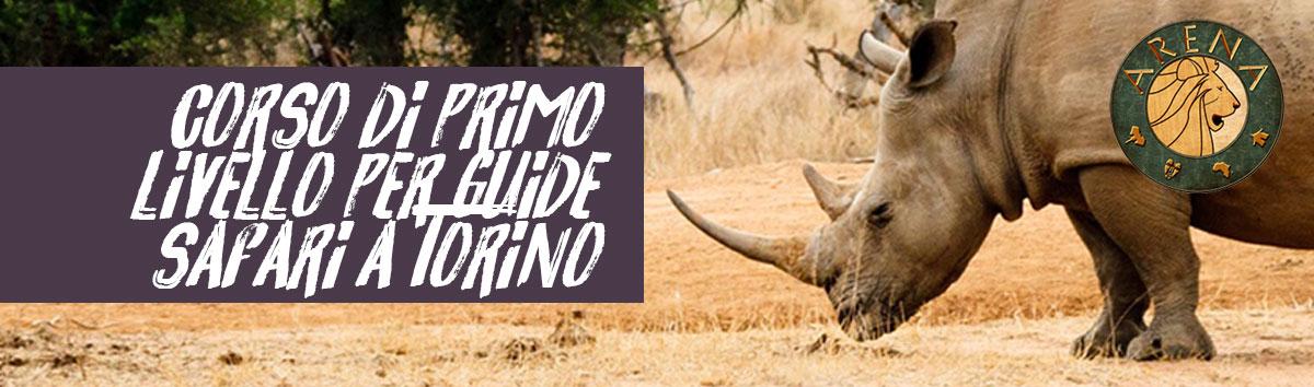 Corso Guide Safari a TORINO 2020
